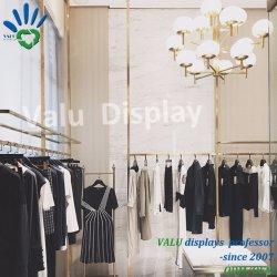 Exhibición de prendas de vestir ropa de diseño de pantalla tienda de decoración decoración muebles de fabricación de prendas de vestir