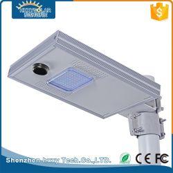 Pi68 5W-120W LED integrado Rua Solar Luz do sensor com o controlador remoto