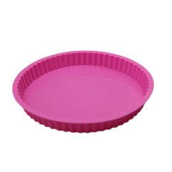 Плоская форма для выпечки формы силиконовые торт пресс-формы