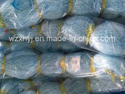 Luz azul nó apertado monofilamento de nylon Rede de Pesca (0,15mm-0.25mm)