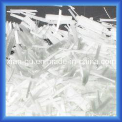 長さ12mmのEガラスによって切り刻まれる繊維