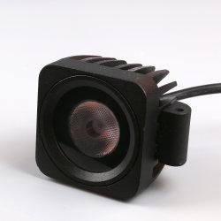 Praktischer hoher Grad Tauchens-Licht des 5 Zoll-Quadrat-LED