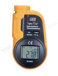 Termómetro de infravermelhos tipo de bolso de precisão