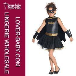 Vêtements de Noël des enfants Garçons Filles Kids Costumes de Super héros (L15289)