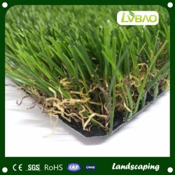 30mm-40mm 4 Color Landscape Artificial Grass Carpet Turf