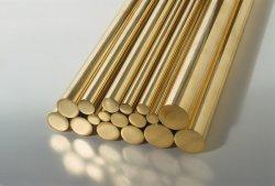 20 ans Fabricant C1100 H59 H62 de forme spéciale de la tige de cuivre tige en laiton/Bar avec prix d'usine
