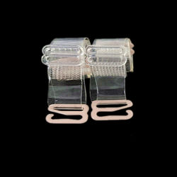 À la mode conception réglable invisible la sangle de soutien-gorge confortables en silicone
