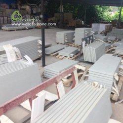 Оптовая торговля светло-серый цвет песчаника на полу плитка 120X60X2см для Австралии