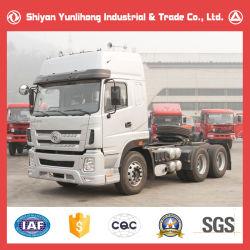 La conception de cabine avancée 50 Ton T380 6X4 de la route d'entraînement de camion de la tête du tracteur de remorque