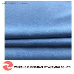 Tissu polyester cationiques Spandex Stretch tissu chimique de l'eau couleur double la preuve pour Garmen