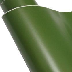 Воздух купол Auto Органа Wrap оформление наклейку армии зеленый матовая виниловая пленка