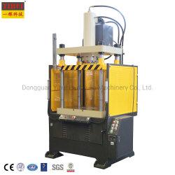 Pulsa la barra 4 estampado componentes pequeños tipo de máquina hidráulica