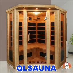 Eckkohlenstoff-Heizungs-weites Infrarot-Sauna des sauna-Raum-G3cp
