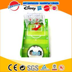 Futbolín en miniatura de plástico de juguete Juguetes Juego de Fútbol Soccer Fútbol Objetivo Gate Toy en venta