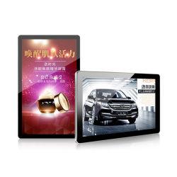 LCD Touchscreen 인조 인간 광고 미디어 플레이어
