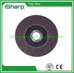 ossido di alluminio del Brown del disco della falda 4inch