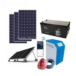 Système d'énergie solaire d'utilisation agricole Accueil Utilisation du système d'énergie solaire 50kw 30kw 25kw 20kw 10kw 5kVA complète du système solaire