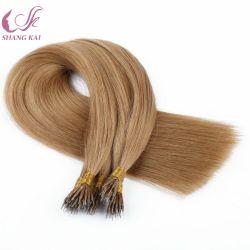 Pleine cuticule Aligend nano Nano / l'anneau Astuce / Nano cordon Hair Extensions avec prix d'usine