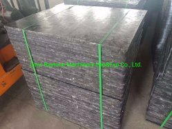 Высокое качество по Гринвичу ПВХ бамбук деревянный поддон из пластмассовых волокон в производстве кирпича машины