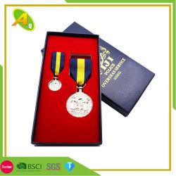 3D Medaille van het Ontwerp van de Toekenning van de Medaille van de Gift van Emoji Washington van het Afgietsel van de Matrijs van de Legering van het Zink Promotie Speciale voor het Spel van het Ijzer van het Tennis van de Eer in Gouden Kleur van Directe Fabriek (135)
