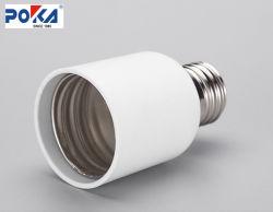 Iluminação de venda quente E27 a E40 Suporte da lâmpada LED do adaptador