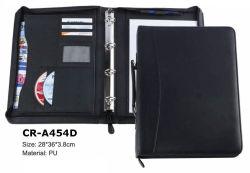 Geschäfts-Aktenkoffer im PU-Leder für Sitzung