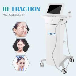 Schönheits-Salon-Geräten-goldene Akne-Behandlung Bruch-Maschine HF-Microneedle