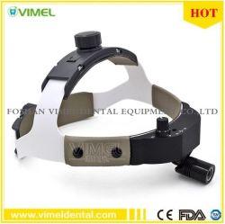 歯科外科ヘッドライトルーペLEDヘッドライトの衛生検査隊装置