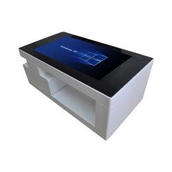 De multi Lijst 43 VideoMuur die 800 Neet Bluetooth van de Aanraking van Punten van het Scherm 1920*1080 LCD van de Reclame van de Duim 3G Reclame WiFi op de markt brengen