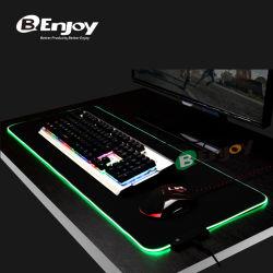 2019 Nova Venda quente RGB LED grande XXL Personalizado Mouse pad para jogos