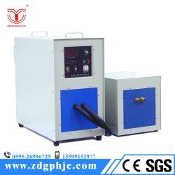 El precio bajo Fuente de energía eléctrica de alta frecuencia de templado de equipos de calentamiento por inducción