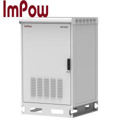 het Kabinet van de Batterij van de Telecommunicatie van 1.4m, IP55 het Kabinet van Telecommunicatie met Airconditioner