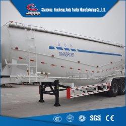 Китай поставщиком Jinda 35 МУП продовольственной танкер / Основная часть цемента прицеп/ цемента основную часть прицепа/цемента прицепа заслонки смешения воздушных потоков/ 45 куб цемента погрузчик порошок Полуприцепе для продажи