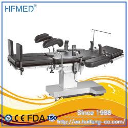편평한 움직임 (HFEOT99D)를 가진 전기 유압 수술대 그리고 부속품