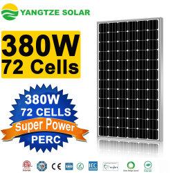 최고 판매 중국 단청 PV 340W 350W 360W 370W 380W 태양 전지 태양 전지판