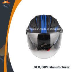 Meilleur visage casque de moto casque intégral en fibre de carbone
