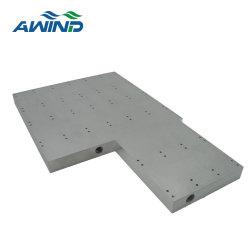 Большой размер трения добавьте охлаждающую пластину Liuqid сварки для электромобиля