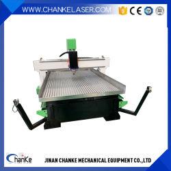 1300x2500mm réservoir d'eau de la gravure de coupe en métal machine CNC de bois pour Funriture canapé