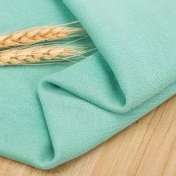China Fabricante preço barato e boa qualidade moda francesa simples Terry Toweling Tingidos de tecido de malha de algodão