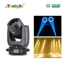 Lampada da palco DMX512 Control 150 W LED Beam Spot in movimento Testa