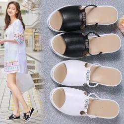 Ideal comodidad y estilo Soft Lady sandalias