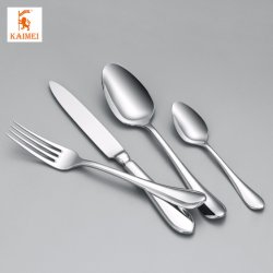 304 Slap-Up Specchio Superficie In Acciaio Inox Fork/Spoon/Knife Kitchen Tool Dinnerware Set Posate