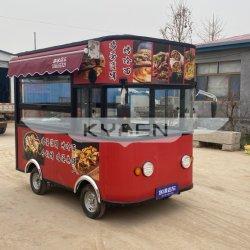 Il più famoso cinese popolare camion elettrico di fast food /mobile Dining Vendita calda dell'automobile in Egitto e nei paesi dell'Africa del Nord