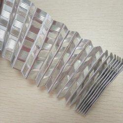 4343/3003/4343 H14 du refroidisseur d'air de suralimentation Inter-Cooler ailettes en aluminium