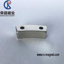 Kundenspezifischer starker leistungsfähiger permanenter Magnet des Neodym-(NdFeB) für Industrie
