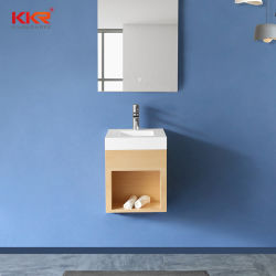 Moderne Kabinettbecken Set für Badezimmer Eitelkeit Becken in klein Badezimmer Mit Kosmetikbecken