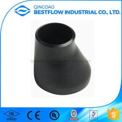 Le carbone Butt-Welding soudé en acier inoxydable Raccords de tuyauterie de réducteur