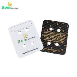 A leitura de longo alcance barato preço impresso personalizados reutilizáveis Sapata RFID Tag/etiqueta RFID/ autocolante de RFID para a Maratona de executar a sincronização do chip de Corridas
