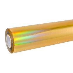 12 мкм лазерные голограммы Gold Silver Flexographic холодной сетку на графическом представлении бумаги