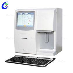 Vétérinaire Machine automatique de test sanguin de coutre, vétérinaire de l'hématologie de l'analyseur automatique